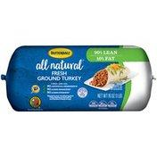 Butterball All Natural 90% Lean 10% Fresh Ground Turkey