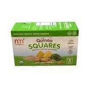 Nuturme Quinoa Squares, Organic Puffed Crackers