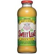 Sweet Leaf Tea Co Mint & Honey Green Tea