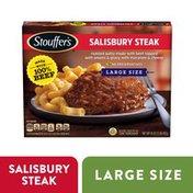 Stouffer's Large Size Salisbury Steak Frozen Meal