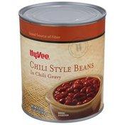 Hy-Vee Chili Style Beans In Chili Gravy