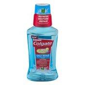 Colgate Total Daily Repair Fluoride Mouthwash Fresh Mint