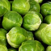 Organic Brussel Sprouts Package