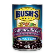 Bush's Best Seasoned Recipe Black Beans