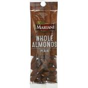 Mariani Almonds, Plain, Whole