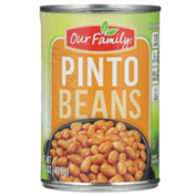 Our Family Pinto Beans