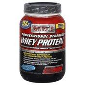 Six Star Whey Protein, Professional Strength, Vanilla Ice Cream Milkshake
