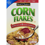 Best Choice Cereal, Corn Flakes