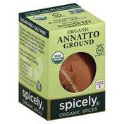 Spicely Annatto, Ground, Organic