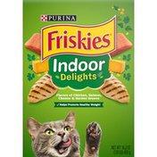 Friskies Cat Food, Flavors of Chicken, Salmon, Cheese & Garden Greens