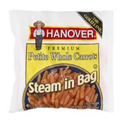 Hanover Petite Whole Carrots Steam in Bag