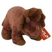 Wild Republic Stuffed Toy, Triceratops