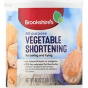 Brookshire's Vegetable Shortening, All-Purpose