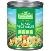 Springfield Mixed Vegetables