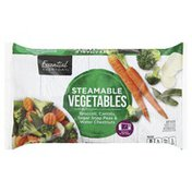Essential Everyday Vegetables, Steamable