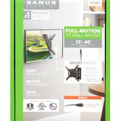 Sanus Vuepoint TV Wall Mount, Full-Motion, 13 Inch-40 Inch