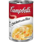 Campbell's® Chicken with Rice Soup