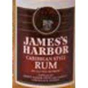James Harbor Rum Gold
