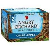 Angry Orchard Hard Cider, Crisp Apple, Original Blend