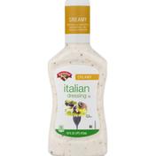 Hannaford Creamy Italian Salad Dressing
