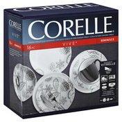 Corelle Dinnerware, Grey, Reminisce