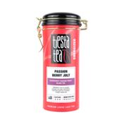 Tiesta Tea Passion Berry Jolt, Loose Leaf Raspberry Passion Fruit Black Tea