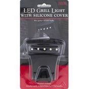 Charcoal Companion Grill Light, LED, with Silicone Cover