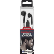 Vibrant Stereo Earbuds, Bluetooth, Box