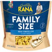 Giovanni Rana Classic Cheese Mini Tortellini 20 oz Refrigerated Pasta