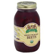 Safies Beets, Organic, Sweet, Pickled