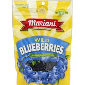 Mariani Blueberries, Wild