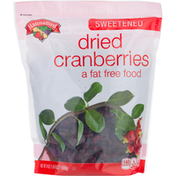 Hannaford Sweetened Dried Cranberries