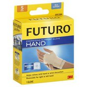 FUTURO Hand Support Glove, Energizing, Mild Support, Small