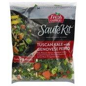 Fresh Express Saute Kit, with Genovese Pesto, Tuscan Kale