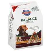 Hill's Science Diet Dog Food, Dry, Adult, Chicken & Brown Rice Dinner