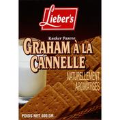 Lieber's Grahams, Cinnamon