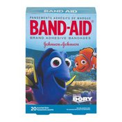 Band-Aid Finding Dory Assorted Sizes - 20 CT