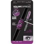 Volum' Express® Falsies Big Eyes 207 Rebel Black Waterproof Mascara