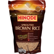 Hinode Brown Rice, Sprouted, Medium Grain Calrose