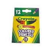 Crayola Sharpened Colored Pencils