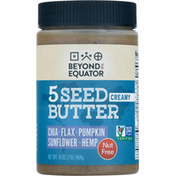 Beyond The Equator Butter, 5 Seed, Creamy