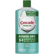 Cascade Power Dry Dishwasher Rinse Aid
