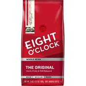 Eight O'Clock Coffee The Original Whole Bean Coffee