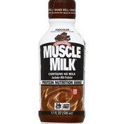CytoSport Muscle Milk Protein Nutrition Shake, Chocolate