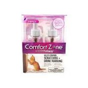 Comfort Zone Prevent Scratching & Urine Marking For Cats & Kittens