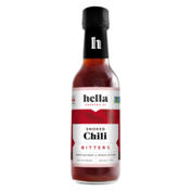 Hella Cocktail Co Hella Smoked Chili Bitters