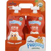 Lifeway Kefir, Organic, Creamy Orange