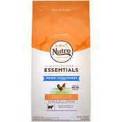Nutro Adult Weight Management Chicken & Whole Brown Rice Recipe Cat Food