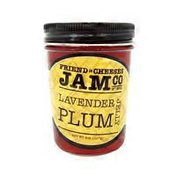 Fiends In Cheese Jam Company Lavender Plum Jelly