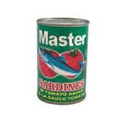 Miso Master Large Sardines Tomato Sauce